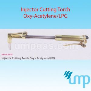 Model 62-5F Injector Cutting Torch Oxy - Acetylene/LPG