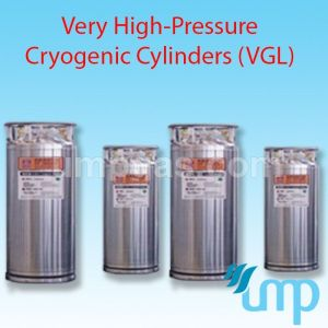 Very High-Pressure Cryogenic Cylinders (VGL)