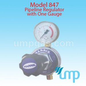 REGULATOR GAS Harris - Model 847