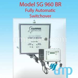 Fully Automatic Switchover - SG 960 BR
