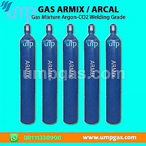 Gas Armix - Arcal (Gas Argon/CO2 Mixtures)
