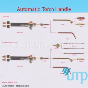 Model HANDLE-50 Automatic Torch Handle