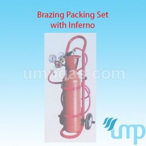 Brazing Pack Set with Inferno