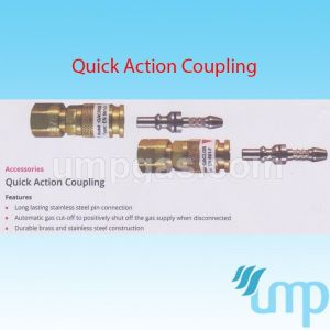 Quick Action Coupling