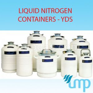Liquid Nitrogen Containers - YDS