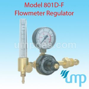 REGULATOR GAS Harris - Model 801D-F