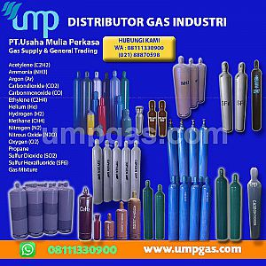 BERLANGGANAN GAS INDUSTRI (Continuous Subscription)