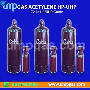 Distributor Gas Acetylene (C2H2) HP & UHP