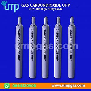 Jual Gas Carbon Dioxide (CO2) HP & UHP