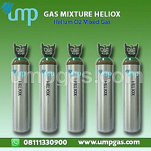 Jual Gas Mixture - Heliox
