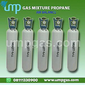 Jual Gas Mixture - Propane