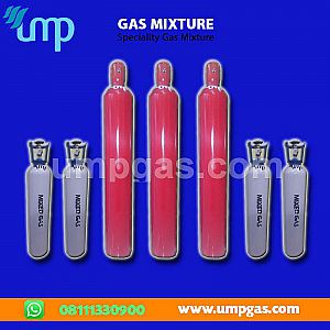 Jual Gas Mixtures