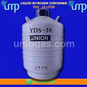 Jual Container YDS-30 UNION for Liquid Nitrogen